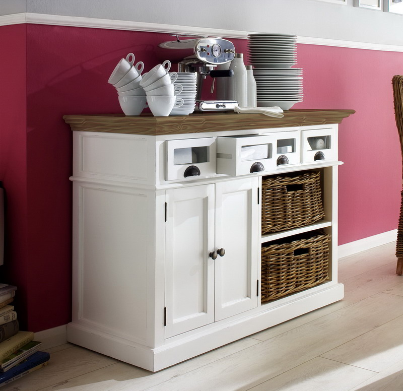 White Kitchen Buffet: B131rt Kitchen Buffet « Urban Furniture Superstore