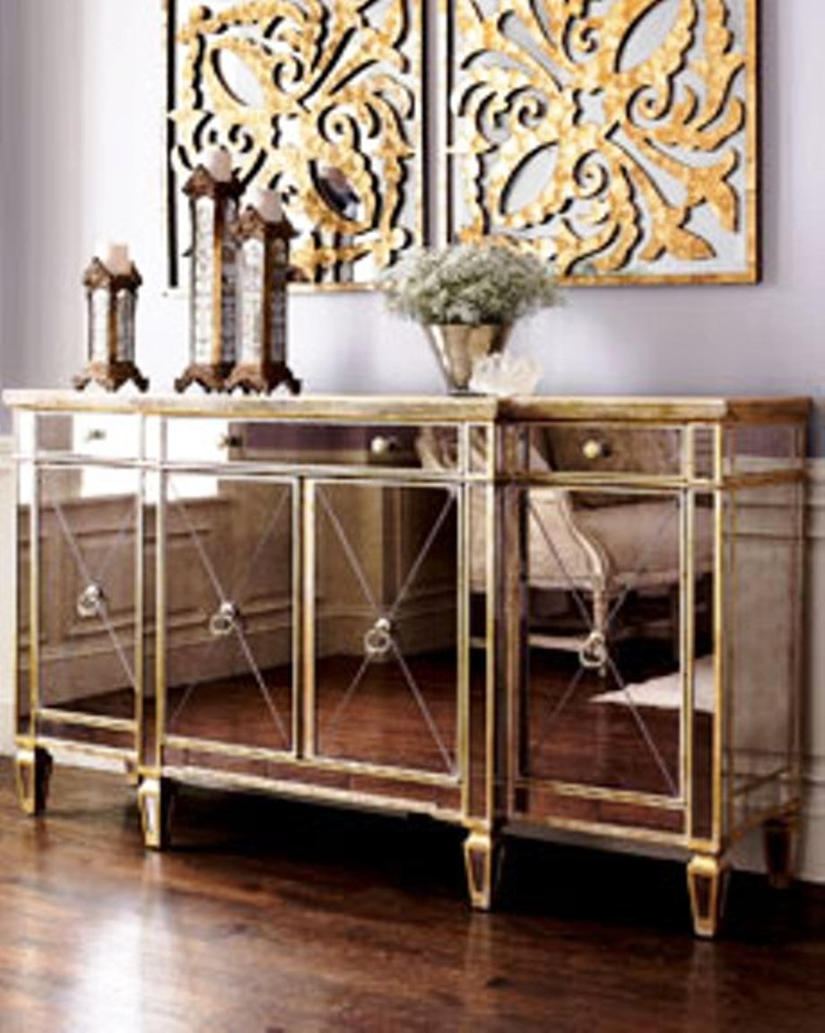 mirrored buffet sideboard mirrored glass buffet cabinet 171 furniture superstore 4157